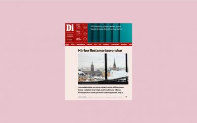 Case för Mensa – Sveriges smartaste stad