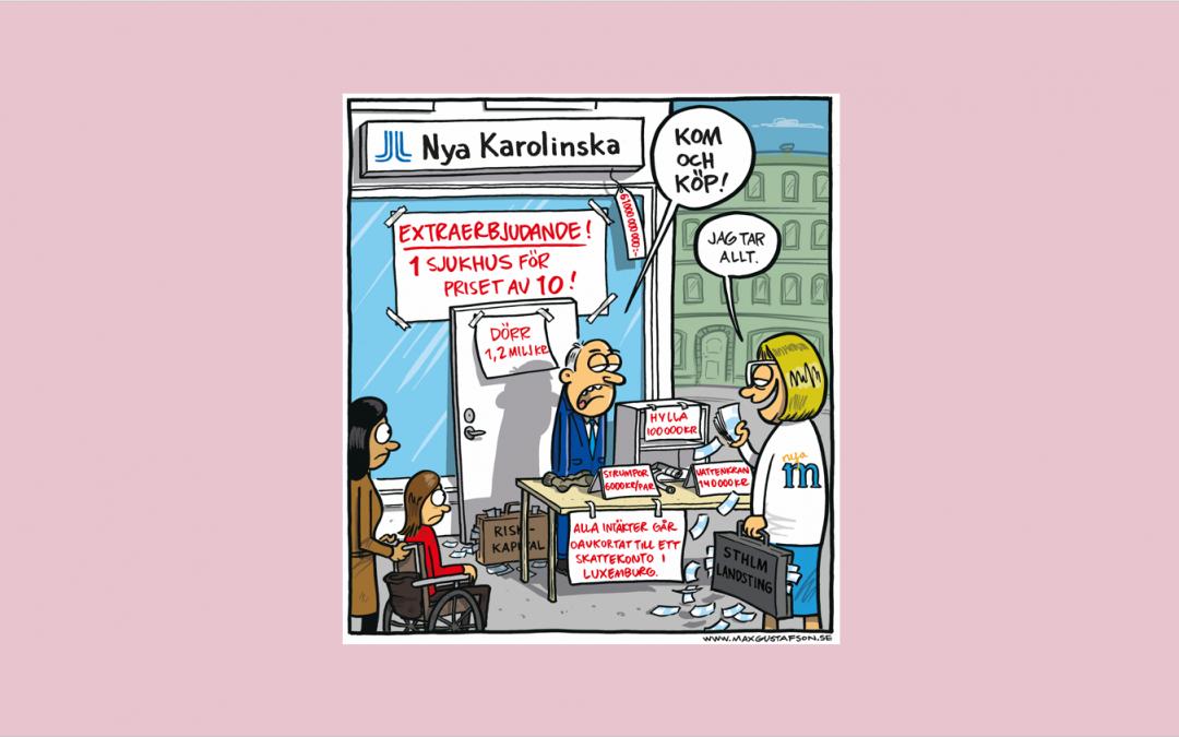 Serietidning för Socialdemokraterna